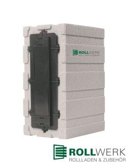 Mauerkasten wärmegedämmt mit Putzschutz