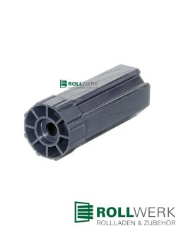 Walzenkapsel SW 60 für Gleit- oder Kugellageraufnahme