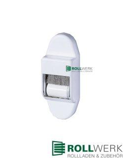 Mini-Leitrolle Gurtführung für 15 mm Gurt inkl. Schutzhaube
